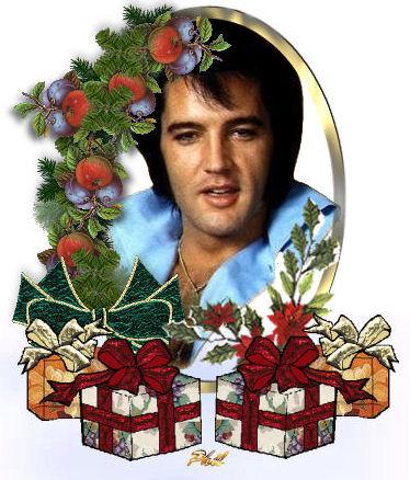 Resultado de imagem para ELVIS Christmas