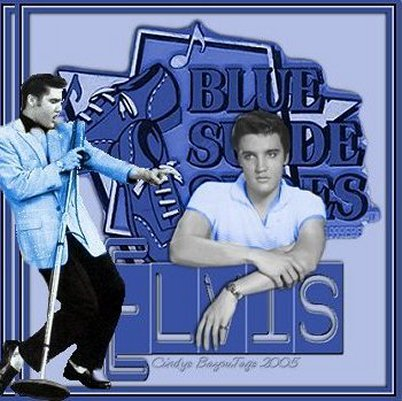 elvis presley blue suede shoes written by carl perkins recorded by