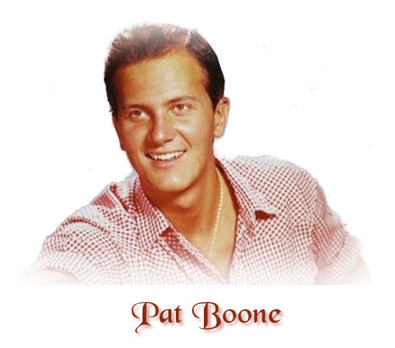 Wonderful time up there pat boone 1958