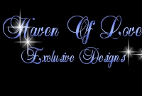Haven of Love Exclusive Designs